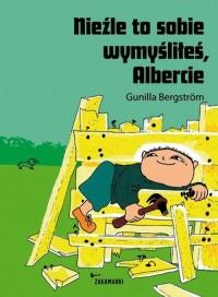 Nieźle to sobie wymyśliłeś, Albercie - okładka książki