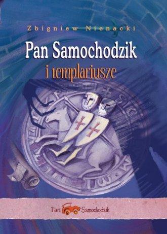 Pan Samochodzik i templariusze - okładka książki