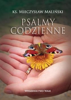 Psalmy codzienne - okładka książki