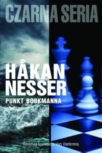 Punkt Borkmanna - okładka książki