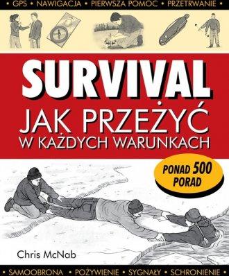 Survival. Jak przeżyć w każdych - okładka książki