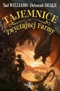 Tajemnice zwyczajnej farmy - okładka książki