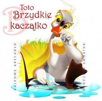 Toto Brzydkie kaczątko (CD audio) - pudełko audiobooku