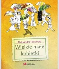 Wielkie małe kobietki - okładka książki