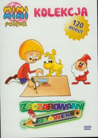 Zaczarowany Ołówek (DVD) - okładka filmu