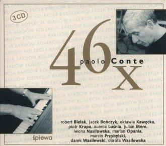 46 x Conte (3 CD) - okładka płyty
