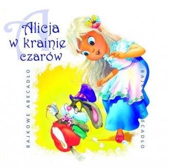 Alicja w krainie czarów (CD audio) - pudełko audiobooku