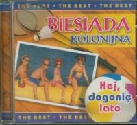 Biesiada kolonijna (CD audio) - okładka płyty