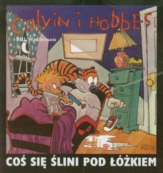Calvin i Hobbes. Tom 2. Coś się - okładka książki