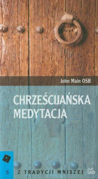 Chrześcijańska medytacja 5 - okładka książki