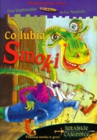 Co lubią Smoki - okładka książki