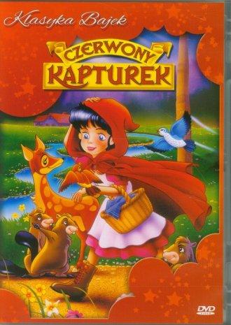 Czerwony Kapturek (DVD) - okładka filmu
