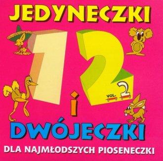 Dla najmłodszych pioseneczki jedyneczki - okładka płyty