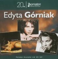 Dotyk / Edyta Górniak / Perła (3 CD audio) - okładka płyty