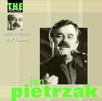 Dziewczyna z PRL-u (CD audio) - okładka płyty