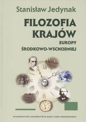 Filozofia krajów Europy Środkowo-Wschodniej - okładka książki