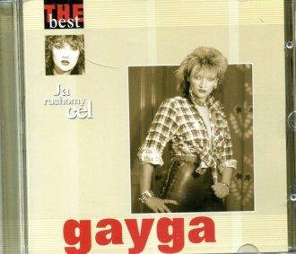 Gayga. Ja ruchomy cel (CD audio) - okładka płyty