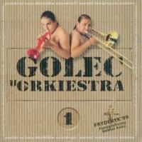 Golec Uorkiestra 1 (CD audio) - okładka płyty
