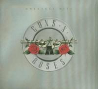 Guns n Roses. Greatest hits (CD audio) - okładka płyty
