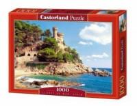 Hiszpania Loret de Mar (puzzle - zdjęcie zabawki, gry