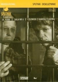 Ja, Kuba / Sala nr 6 / Człowiek z kamerą filmową (DVD) PAKIET 3 FILMÓW - okładka filmu