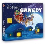 Kolędy Gawędy (CD audio) - okładka płyty