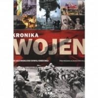 Kronika wojen. Od 1914 roku do chwili obecnej - okładka książki