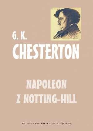Napoleon z Notting-Hill - okładka książki