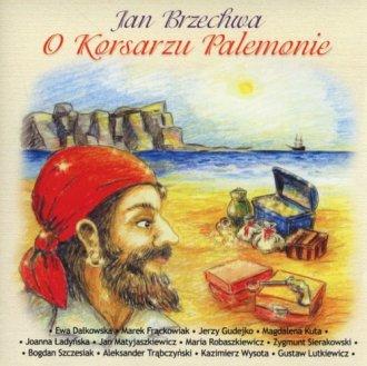 O korsarzu Palemonie (CD audio) - pudełko audiobooku
