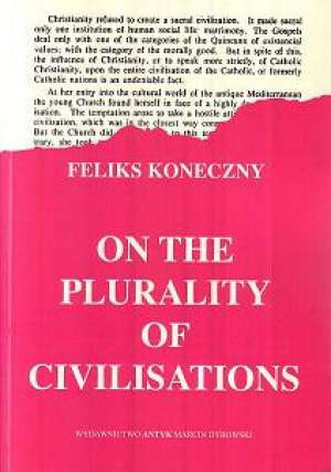 On the plurality of civilisations - okładka książki