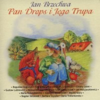 Pan Drops i jego trupa (CD audio) - pudełko audiobooku