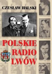 Polskie Radio Lwów - okładka książki