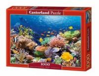 Rafa koralowa (puzzle - 1000 elem.) - zdjęcie zabawki, gry