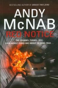 Red Notice - okładka książki