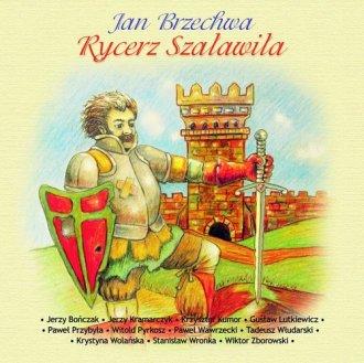 Rycerz Szaławiła (CD audio) - pudełko audiobooku