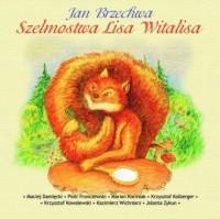 Szelmostwa Lisa Witalisa (CD audio) - pudełko audiobooku