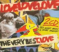 T.Love. Love love love - the very besT.Love (CD audio) - okładka płyty