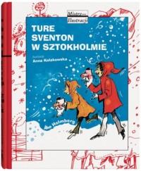 Ture Sventon w Sztokholmie - okładka książki