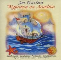 Wyprawa na Ariadnie (CD audio) - pudełko audiobooku