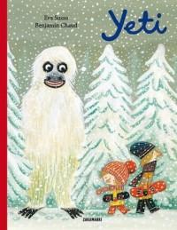 Yeti - okładka książki
