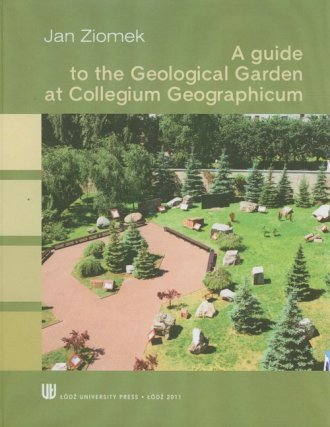 A guide to the Geological Garden - okładka książki