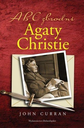 Abc zbrodni Agaty Christie - okładka książki