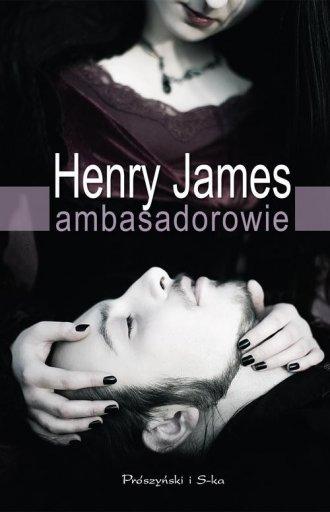 Ambasadorowie - okładka książki