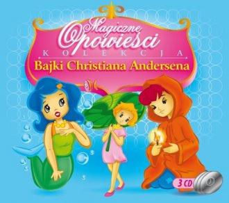 Bajki Christiana Andersena (CD - pudełko audiobooku