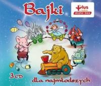 Bajki dla najmłodszych (CD audio) - pudełko audiobooku