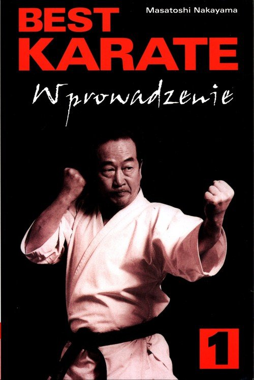Best karate 1. Wprowadzenie - okładka książki