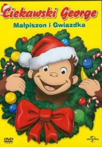 okładka filmu - Ciekawski George. Małpiszon i gwiazdka