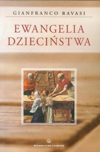Ewangelia Dzieciństwa - okładka książki