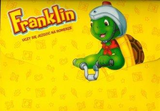 Franklin uczy się jeździć na rowerze - zdjęcie zabawki, gry