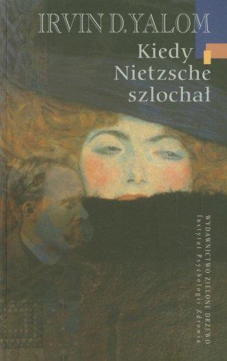 Kiedy Nietzsche szlochał - okładka książki
